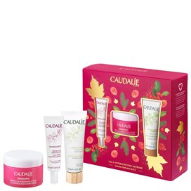 Caudalie Vinosource Crema SOS 50Ml + Serum SOS 10Ml + Mascarilla Hidratante 15Ml