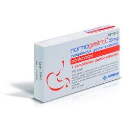 Normogastrol Efg 20 Mg 7 Comprimidos Gastrorresistentes