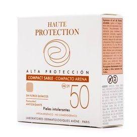 Avene SPF 50 Compacto Alta Proteccion Sable/Arena 10 G