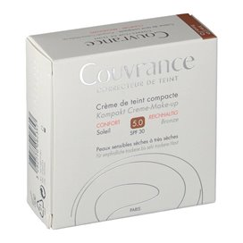 Avene Couvrance Crema Compacta 9.5 G Bronceado
