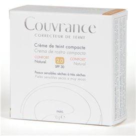 Avene Couvrance rich Compact Cream 9.5G Nude