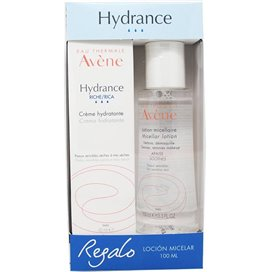 Avene Hydrance Rica Crema 40Ml + Locion Micelar 100Ml