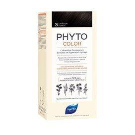 Phyto Color 3 Dark Brown