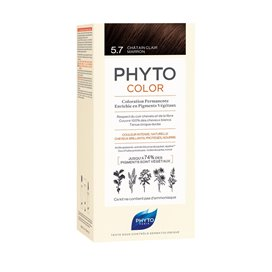 Phyto Color 5.7 Light Chestnut Bown