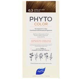 Phyto Color 6.3 Dark Golden Blonde