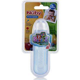 Nuby Ez-Squeez Primeros Solidos