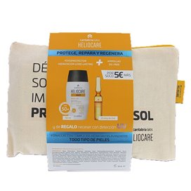 Heliocare 360 Water Gel 50Ml + Endocare Radiance C Oil-Free 10 Ampollas Pack