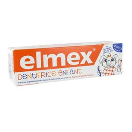 Elmex Infantil Pasta 75Ml