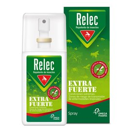 Relec Extra Fuerte 50% Spray Repelente 75Ml