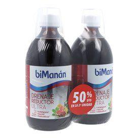 Bimanan Drenage Redutor Ultra 2x500Ml Duplo