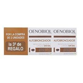 Oenobiol Autobronzeador 3x30 Capsulas Triplo