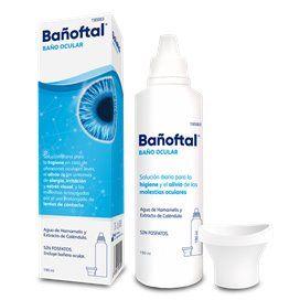 Bañoftal Baño Ocular 190Ml