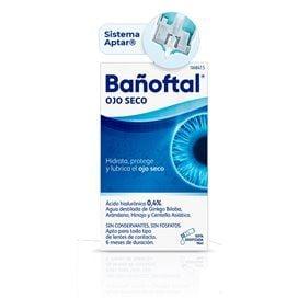Bañoftal Multidosis Ojo Seco 0.4% 10Ml