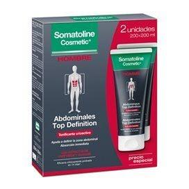 Somatoline Abdominales Top Definition Sport 2X200Ml