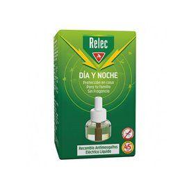 Relec Dia Y Noche Recambio Antimosquitos Electrico 35Ml