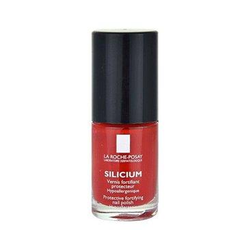 La Roche Posay Silicium Esmalte uñas 24 Rouge Parfait 6Ml