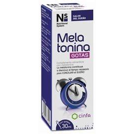 Ns Melatonina Gotas 1 Mg 30Ml