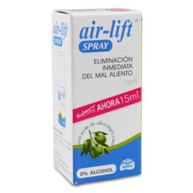 Air-Lift Buen Aliento Spray 15Ml