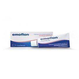 Emoflon Pomada Rectal 25 G
