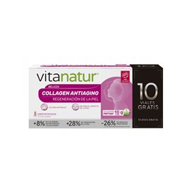Vitanatur Collagen Antiaging 30 Viales