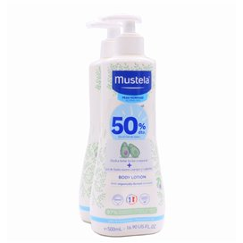 Mustela Body Lotion 500Ml + Gel Ducha 500Ml
