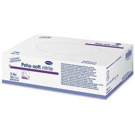 Peha-Soft Luvas de nitrilo descartáveis 100 Unidades Talla M
