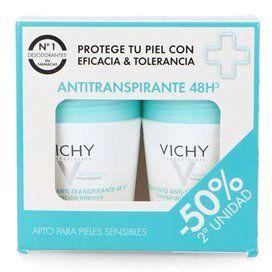 Vichy Desodorante Duplo Antitranspirante 48 Horas