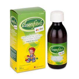 Casenfibra Junior Fibra Vegetal Liquida 200Ml