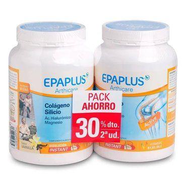 Epaplus Arthicare Colagénio Baunilha 2x325G