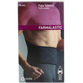 Farmalastic Reinforced Lumbar Girdle T- 3