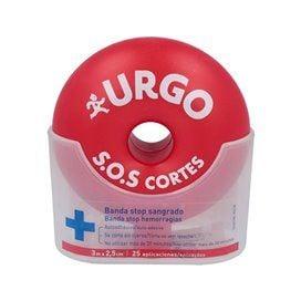 Urgo Sos Cuts Self-Adhesive Cutting Band