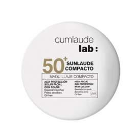 Sunlaude Facial Compact Spf 50+ Medium Tone 10 G