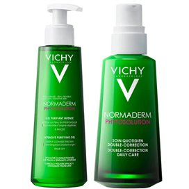 Vichy Normaderm Phytosolution Gel 400Ml + Normaderm Double Correction 50Ml