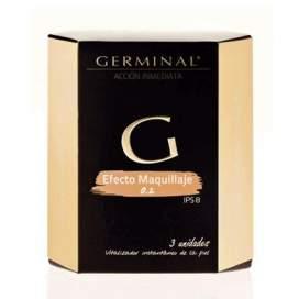 Germinal Accion Inmediata Efecto Maquillaje 0.2 3Ml 3 Ampollas EN