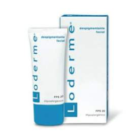 Loderme Despigmentante Facial 50ml