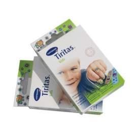 Tiritas Kids Aposito Adhesivo 2 Tamaños 20 U EN