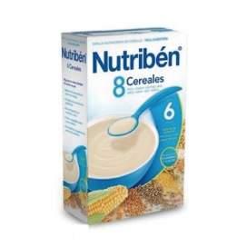 Nutriben Papilla 8 Cereales 600 G
