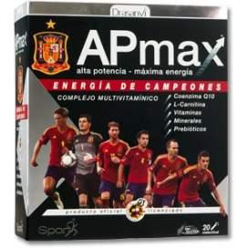 Ap Max Sport 20 Viales Selección Española