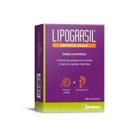 Lipograsil Grasas 60 Comprimidos