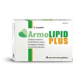 Armolipid Plus 20 Comprimidos EN