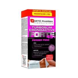 TurboSlim Cronoactive 45+ Forte Pharma 56 Tablets