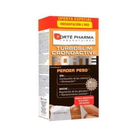 TurboSlim Cronoactive Forte Pharma 56 comprimidos