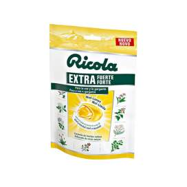 Ricola Candy Extra Strong Honey Lemon 65 G