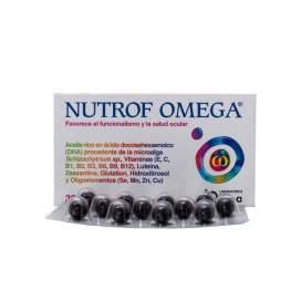 Nutrof Omega 36 Capsulas BR