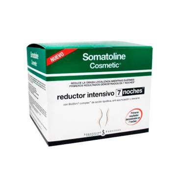 Somatoline Reductor Intensivo 7 Noches 400ml