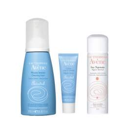 Avene Pediatril Pack Espuma Limpiadora 250Ml+Crema Pañal 50Ml+Agua Termal