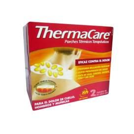 Thermacare Parches Termicos Cuello Hombros y Muñecas 2 U