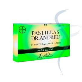 Pastillas Dr Andreu 24 Pastillas Para Chupar