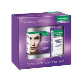 Dermatoline Pack Crema Antiarrugas Dia 50Ml+Serúm Reparador 8Ml