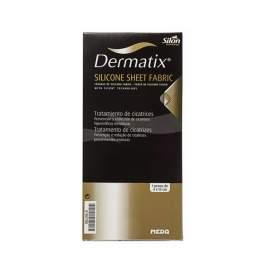 Dermatix Lamina Silicona Clear 4 X 13 Cm